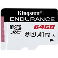 Kingston microSDXC 64GB A1 UHS-I C10 - Memory Card