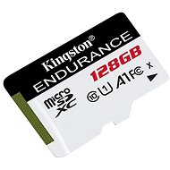 Kingston Endurance microSDXC 128GB A1 UHS-I C10 - Memory Card