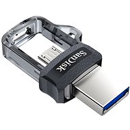 SanDisk Ultra Dual USB Drive m3.0 256GB - USB Flash Drive