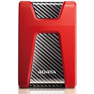 "ADATA HD650 HDD 2.5"" 2TB red 3.1 - External hard drive"