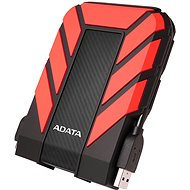 ADATA HD710P 1TB red - External hard drive