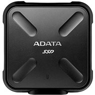 External Hard Drive ADATA SD700 SSD 512GB black - Externí disk