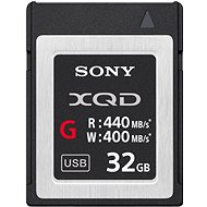 Sony XQD 32GB - Memory Card