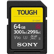 Sony Tough Professional SDXC 64GB - Memory Card