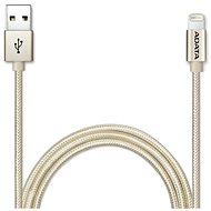 ADATA Lightning data cable MFi 1m Gold - Data cable