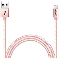 ADATA Lightning data cable MFi 1m Rose Gold