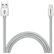 ADATA Lightning data cable MFi 1m Silver