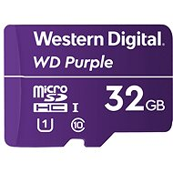 WD Purple QD101 SDHC 32GB - Memory Card