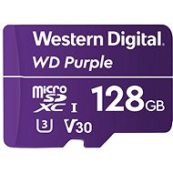 WD Purple QD101 SDXC 128GB - Memory Card