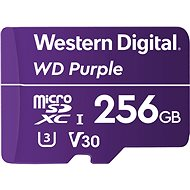 WD Purple QD101 SDXC 256GB - Memory Card