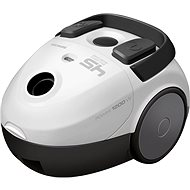 Sencor SVC 45WH-EUE2 white - Bagged vacuum cleaner