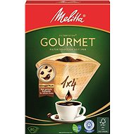 Melitta Filters 1x4/80 GOURMET Brown - Coffee Filter