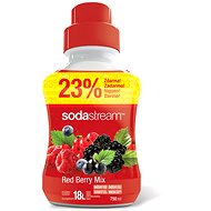 SodaStream Red Berry 750ml - Syrup
