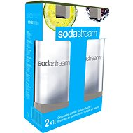 SodaStream GREY/Duo Pack 1L - Replacement Bottle