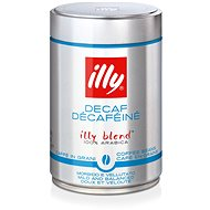 ILLY Decaffeinated, bean, 250g - Coffee