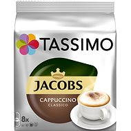 TASSIMO Jacobs Krönung Cappuccino 8 pods - Coffee Capsules