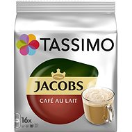 TASSIMO Jacobs Cafe Au Lait 16 pods - Coffee Capsules
