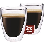 Maxxo Thermo DG830 Coffee Glass Cups - Thermo glasses