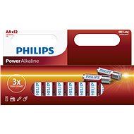 Disposable Battery Philips LR6P12W 12pcs in pack - Jednorázová baterie