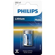 Philips CR2 pack of 1 - Button Battery