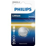 Philips CR2032 1pc - Alkaline battery