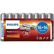 Philips LR03P32FV / 10, 32 pcs in a package - Battery