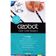 Ozobot Set of Colourful Self-adhesive Codes - Robot Accessories