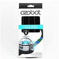 Ozobot Set of Wipable , Markers - Black