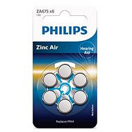 Philips ZA675B6A/00 - Disposable Battery