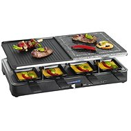 CLATRONIC RG 3518 2-in-1 Raclette Grill - Electric Grill
