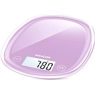Sencor SKS Pastels 35VT purple - Kitchen Scale
