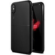 Verus Single Fit for iPhone X - Black - Protective Case