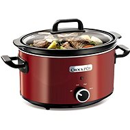 Crock-Pot SCV400RD red - Slow cooker
