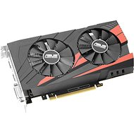 ASUS EXPEDITION GeForce GTX 1050TI O4G - Graphics Card