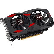 ASUS CERBERUS GeForce GTX 1050TI A4G - Graphics Card