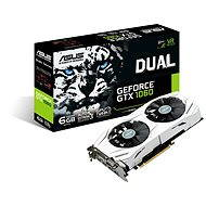 ASUS DUAL GTX1060 6G - Graphics Card