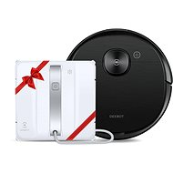 ECOVACS DEEBOT OZMO T8 AIVI + WINBOT 880 - Robotic Vacuum Cleaner