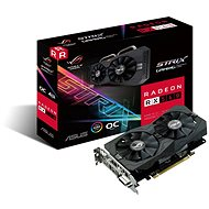 ASUS ROG STRIX GAMING RX560 DirectCU II OC 4GB EVO - Graphics Card