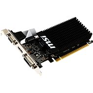 MSI GeForce GT 710 1GD3H LP - Graphics Card
