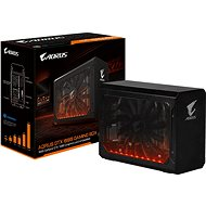 GIGABYTE GeForce AORUS GTX 1080 Gaming Box - external - Graphics Card