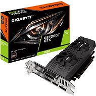 GIGABYTE GeForce GTX 1650 D6 OC Low Profile 4G - Graphics Card