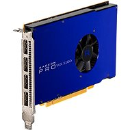 AMD Radeon Pro WX 5100 - Graphics Card