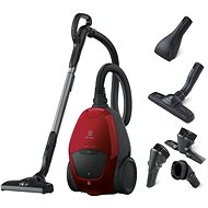 Electrolux Pure D8 PD82-ANIMA - Bagged Vacuum Cleaner