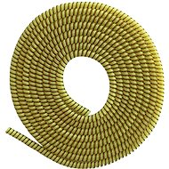 ELPINIO Cable Protection Spiral - Yellow Ochre - Cable Organiser