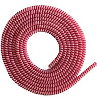 ELPINIO Cable Protection Spiral - Pink - Cable Organiser