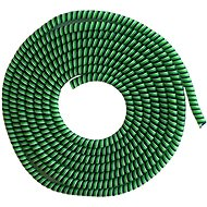 ELPINIO Cable Protection Spiral - Light Green - Cable Organiser
