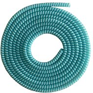 ELPINIO Cable Protection Spiral - Light Blue - Cable Organiser