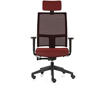 EMAGRA TAU Red - Office Chair