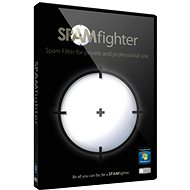 1 year SPAMfighter Pro (Electronic License) - Office Software