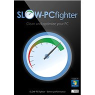 Slow-PCfighter for 1 year (Electronic License) - Office Software